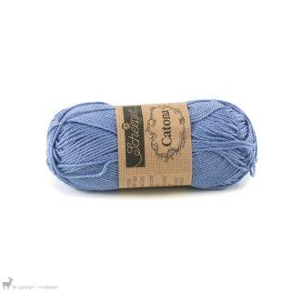 Fil de coton Catona 50 Bluebird 247