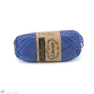 Fil de coton Catona 50 Capri Blue 261