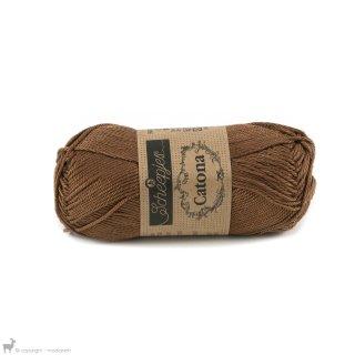 Fil de coton Catona 50 Brun Root Beer 157