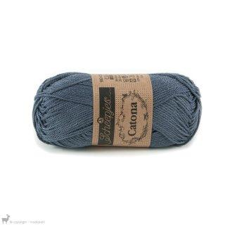 Fil de coton Catona 50 Gris Charcoal 393