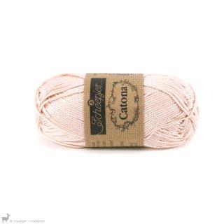 Fil de coton Catona 50 Rose Petal Peach 263