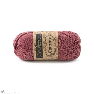 Fil de coton Catona 50 Rose Wine 396