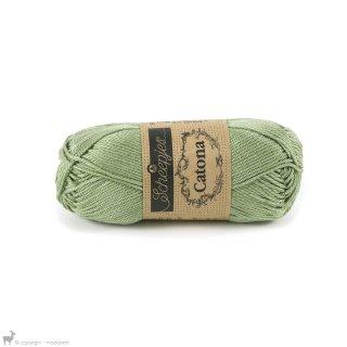 Fil de coton Catona 50 Sage Green 212