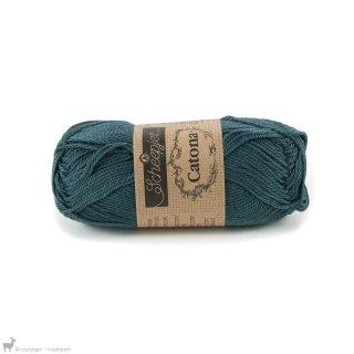 Fil de coton Catona 50 Vert Spruce 244