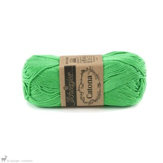 Fil de coton Catona 50 Vert Apple Green 389