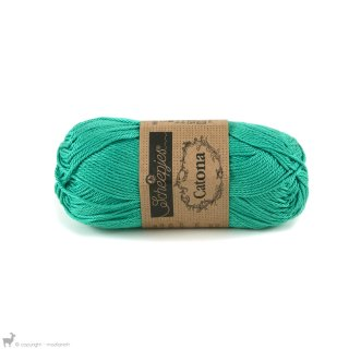 Fil de coton Catona 50 Vert Jade 514