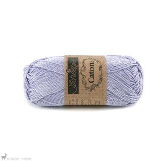 Fil de coton Catona 50 Violet Lilac Mist 399