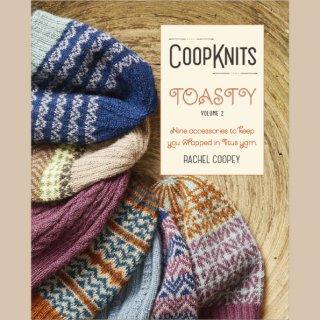 Librairie Livre Toasty 2 par CoopKnits