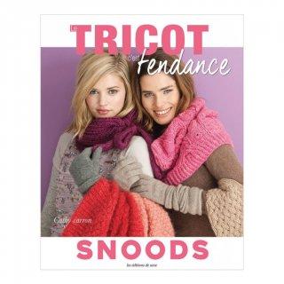 Modèles divers Livre Le Tricot C'est Tendance - Snoods
