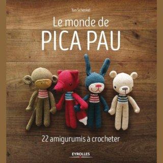 Livres Editions Eyrolles Livre Le Monde de Pica Pau
