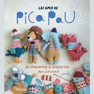 Catalogues Editions Eyrolles Livre Les Amis de Pica Pau Volume 2