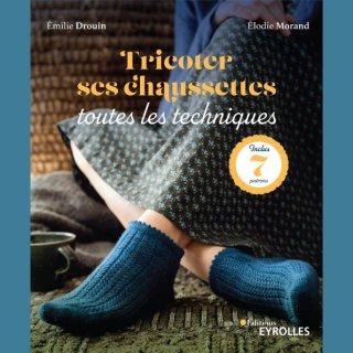 Chaussettes Livre Tricoter ses chaussettes