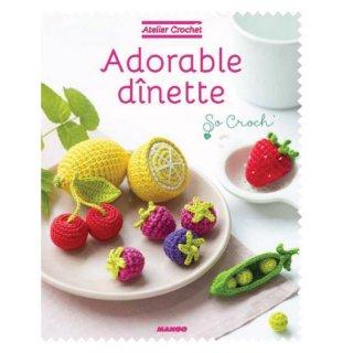 Livres Editions Mango Livre Adorable Dînette