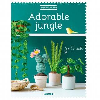 Livres Crochet Livre Adorable Jungle