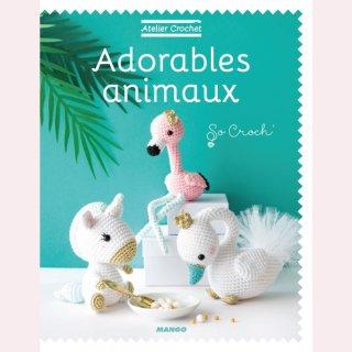 Livres Editions Mango Livre Adorables Animaux