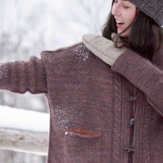 Catalogue Knits about Winter - Pom Pom Quarterly