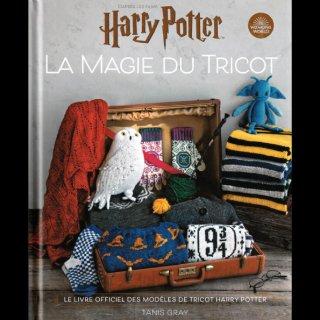 Librairie Livre Harry Potter, La Magie du Tricot