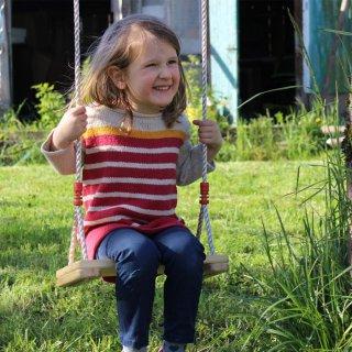 Pull enfant Modèle Pull Pithil Gant par Instants de Louise