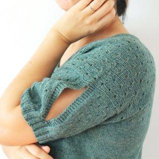 Modèle Pull Dianer par Xiaowei Designs - Madlaine
