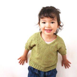Modèle Pull Little Dianer par Xiaowei Designs - Madlaine