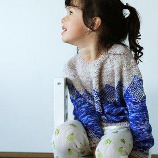Pull bébé Modèle Pull Little Huangshan par Xiaowei Designs