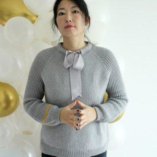 Pull femme Modèle Pull Molis par Xiaowei Designs