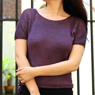 Top femme Modèle Top Yuntong par Xiaowei Designs