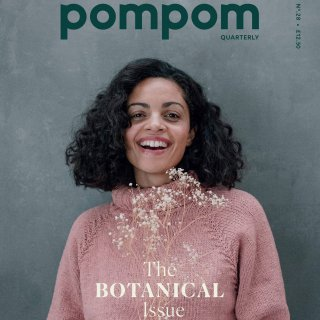 Catalogues Pom Pom Quarterly Catalogue Pom Pom N°28 Printemps 2019
