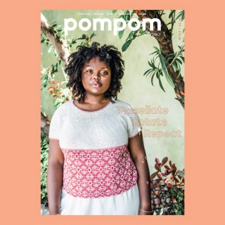 Catalogues Pom Pom Quarterly Catalogue Pom Pom N°29 Eté 2019