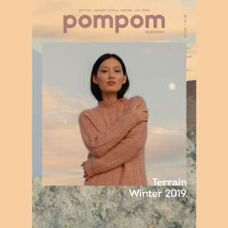 Catalogues Pom Pom Quarterly Catalogue Pom Pom N°31 Hiver 2019