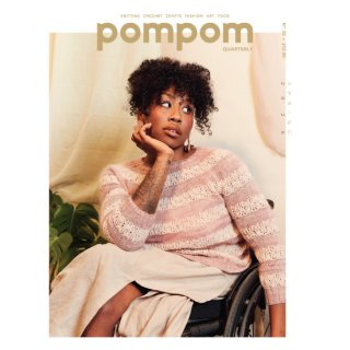 Catalogues Pom Pom Quarterly Catalogue Pom Pom N°32 Printemps 2020