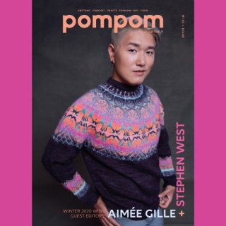Magazines Pom Pom Quarterly Catalogue Pom Pom N°35 Hiver 2020