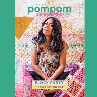 Librairie Catalogue Pom Pom N°36 Printemps 2021