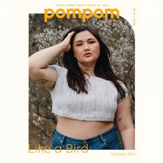 Magazines Pom Pom Quarterly Catalogue Pom Pom N°37 Eté 2021