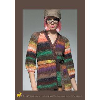 Veste femme Modèle veste kimono Catwalk2-2