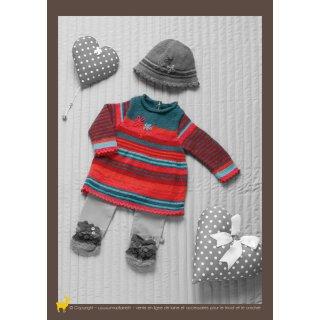 Robe bébé Modèle robe 94-24