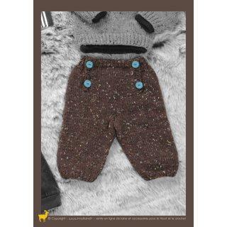 Pantalon bébé Modèle pantalon 94-33