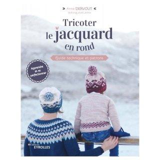 Livres Editions Eyrolles Livre Tricoter le jacquard en rond