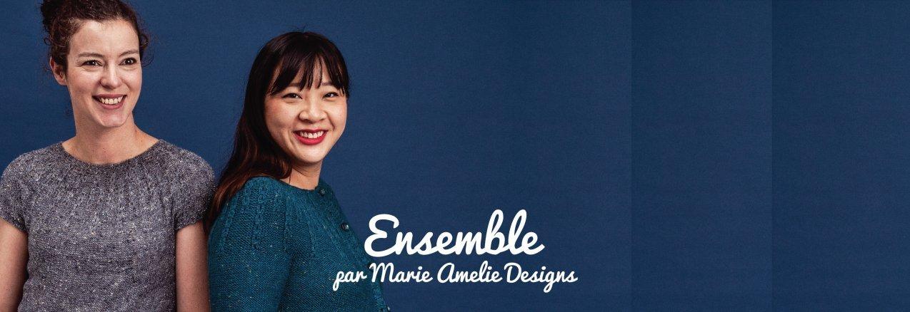 Livre Ensemble par Marie Amelie Designs - madlaine.fr
