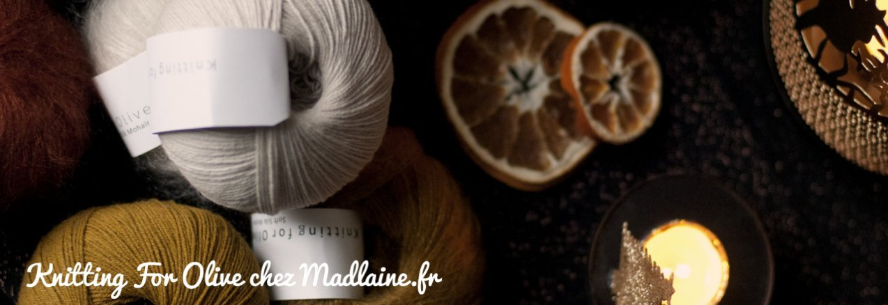 Knitting For Olive, les laines venues du Danemark - madlaine.fr