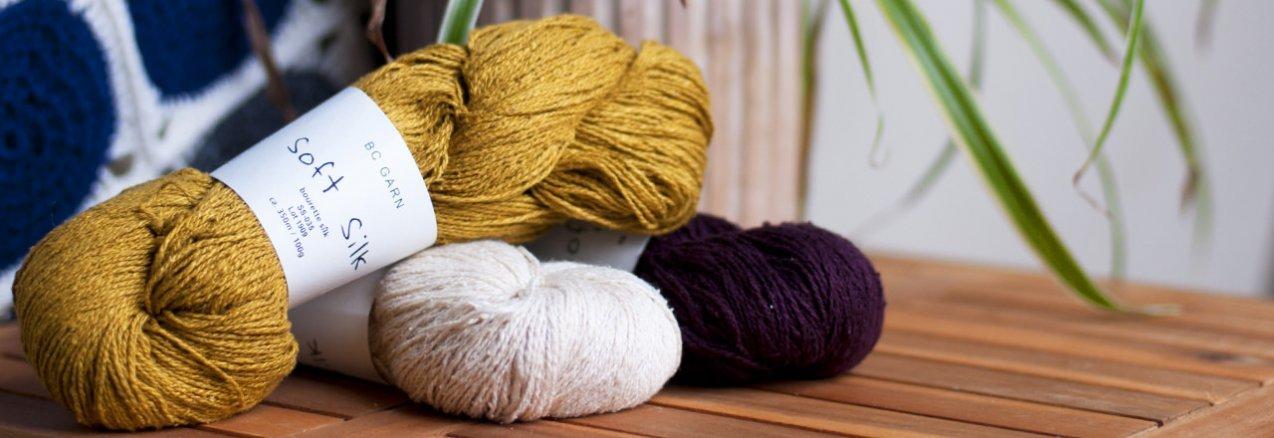 Soft Silk, le charme de la soie brute - madlaine.fr