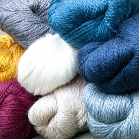 Laine Scrumptious 4Ply/Sport - Fyberspates