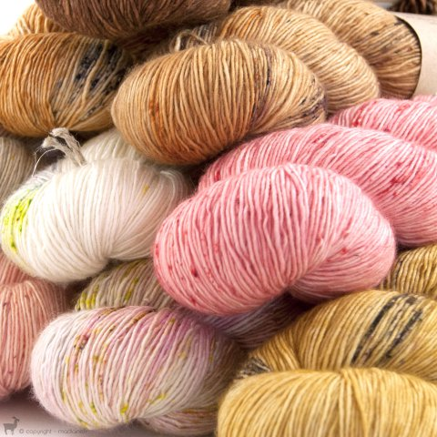 Laine TOT Single Sock - Tôt Le Matin Yarns