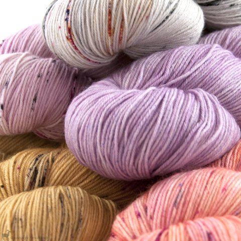 Laine TOT Sock 75% - Tôt Le Matin Yarns
