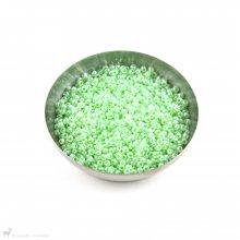 Perles 8/0 Perles rocailles 8/0 Ceylon Mint Green 520