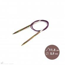 Aiguilles circulaires fixes Aiguilles circulaires 120cm Symfonie 5,5mm