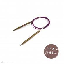 Aiguilles circulaires fixes Aiguilles circulaires 120cm Symfonie 6,5mm