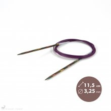 Aiguilles circulaires fixes 150cm Symfonie 3,25mm