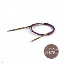 Aiguilles circulaires fixes 150cm Symfonie 3,75mm