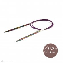 Aiguilles circulaires fixes Aiguilles circulaires 150cm Symfonie 5mm